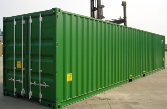 40′ New Standard Height Container