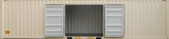 40′ High Cube  Side Door Container ( Modified & Refurbished)