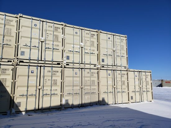 20′ New Container