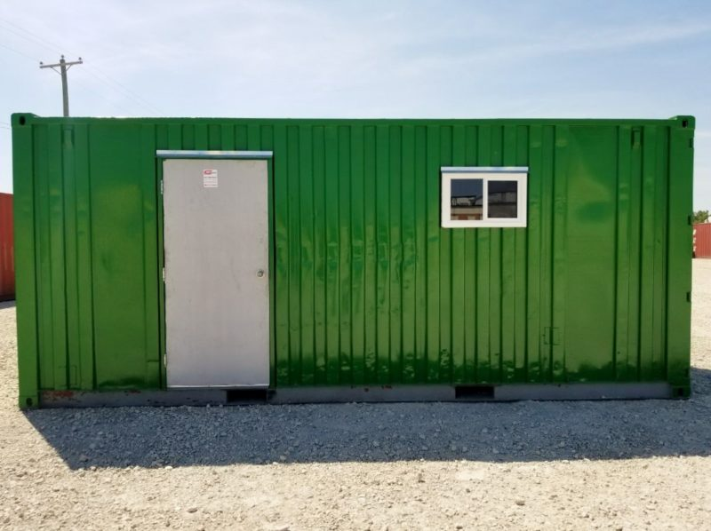 20′  Refurbished Container  (Office Or Onsite Storage)